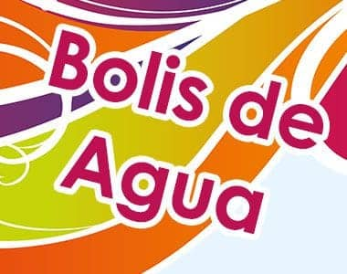spacer for bolis de agua