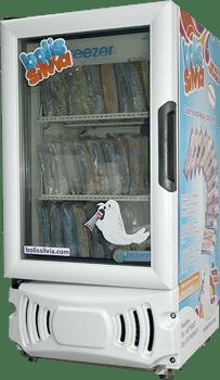 Refrigerador para Distribuidores de Bolis Silvia